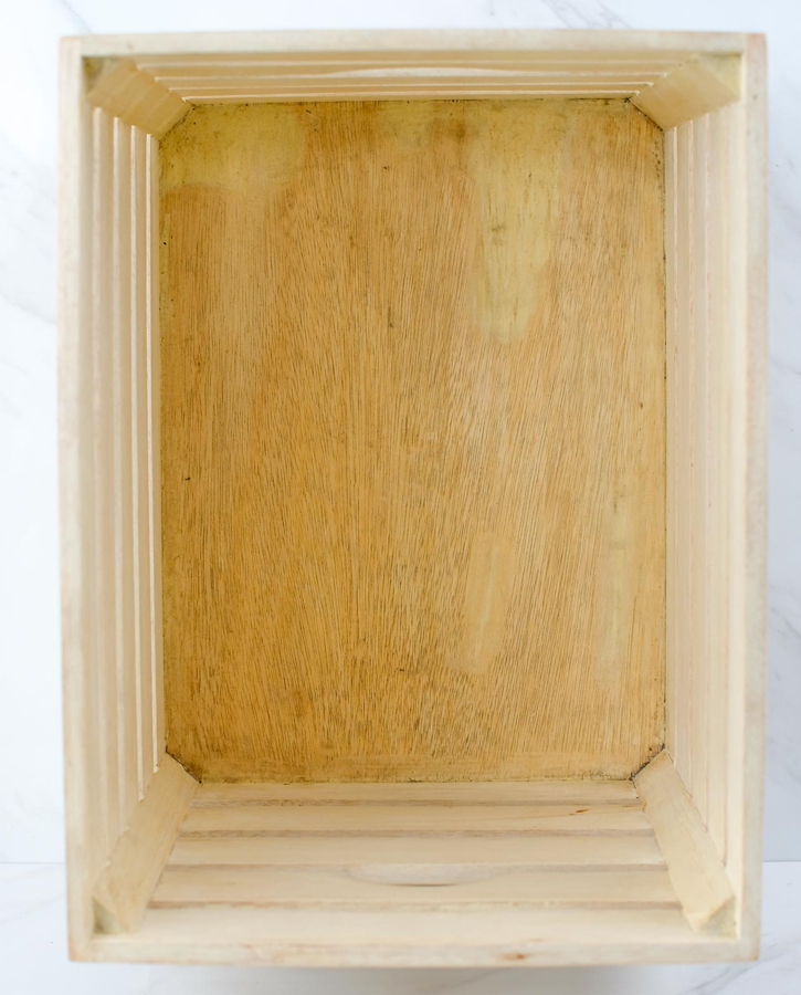MORI | Large Wooden Crate