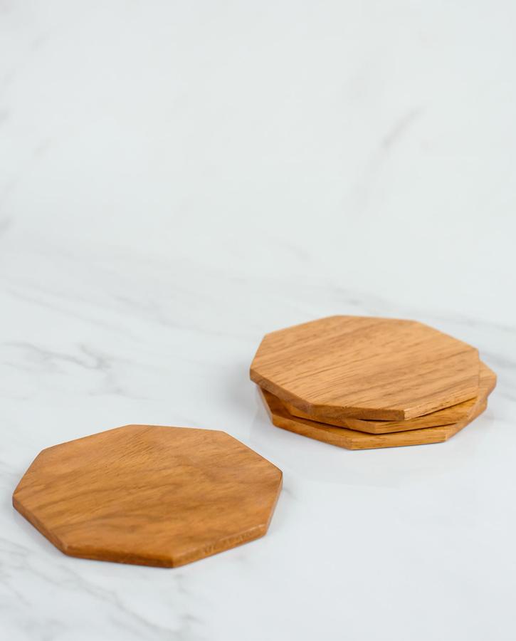 MORI   Octagon Coasters