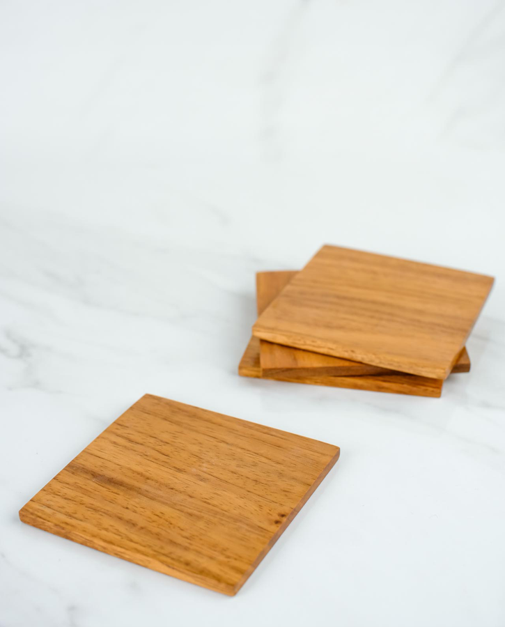 MORI | Square Coasters
