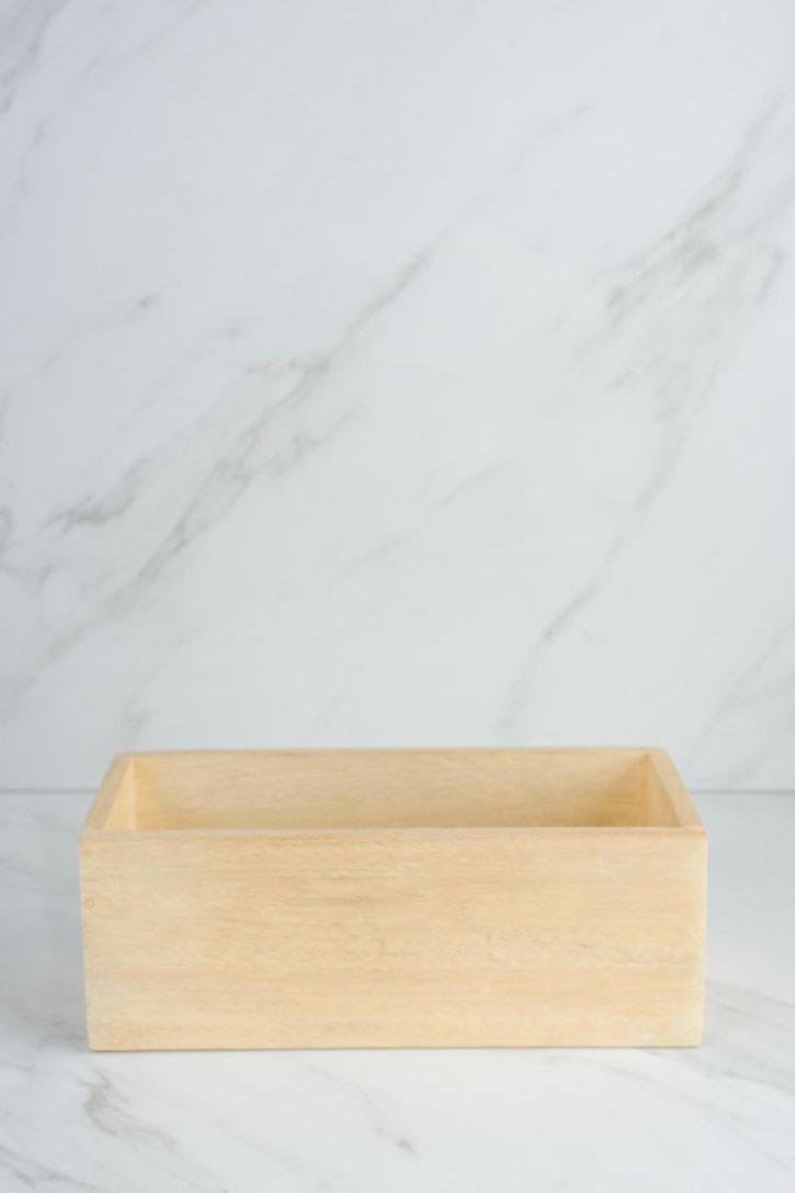 MORI | Wooden Box - Mail Holder